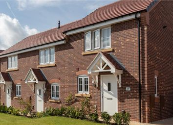 "Thumbnail 2 bedroom town house for sale in ""Hopton"" at Oteley Road, Shrewsbury"