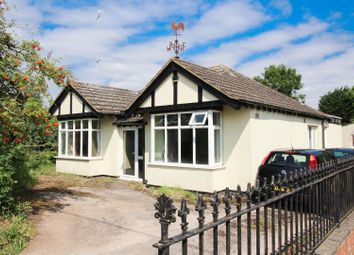 Thumbnail 3 bed detached bungalow for sale in Crackley Lane, Kenilworth