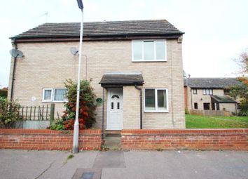 Thumbnail 1 bedroom semi-detached house to rent in Sioux Close, Colchester, Essex