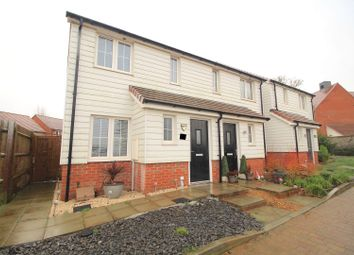 2 bed semi-detached house for sale in Wood Sage Way, Stonecross Pevensey BN24