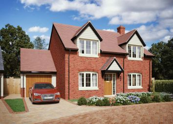 Thumbnail 3 bed detached house for sale in Southmoor Gardens, Southmoor, Abingdon