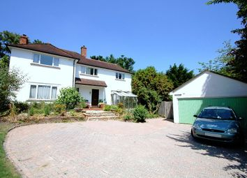 Thumbnail 4 bed detached house for sale in Higgs Lane, Bagshot