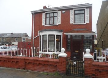 Thumbnail 3 bed detached house for sale in Ansdell Road, Blackpool