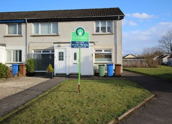 Thumbnail 2 bedroom flat to rent in Ash Place, Banknock, Bonnybridge