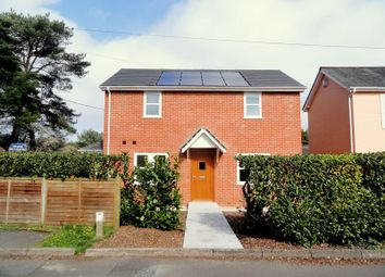 Thumbnail 3 bed detached house for sale in Post Office Lane, St. Ives, Ringwood