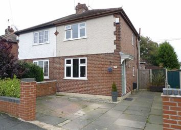 Thumbnail 3 bed semi-detached house for sale in Derbyshire Drive, Ilkeston, Derbyshire