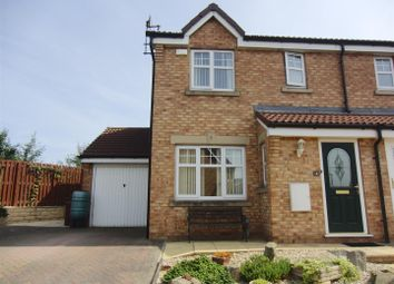 Thumbnail 3 bed semi-detached house to rent in Balmoral Drive, Methley, Leeds