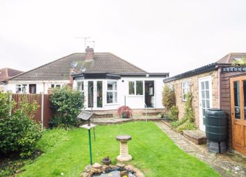 Thumbnail 2 bed semi-detached bungalow for sale in Crossby Close, Mountnessing, Brentwood