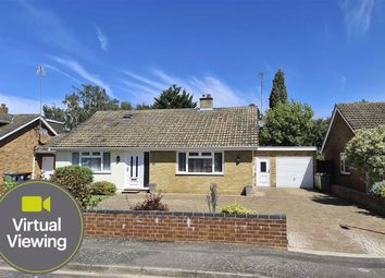 Thumbnail 3 bed detached bungalow for sale in Carlton Grove, Heath And Reach, Leighton Buzzard