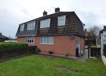 Thumbnail 3 bedroom semi-detached house to rent in Oakwood Place, Crackley, Newcastle-Under-Lyme