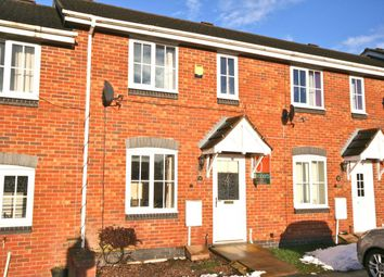Thumbnail 2 bed terraced house for sale in Snowdrop Meadow, Ketley, Telford