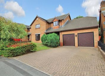 Thumbnail 4 bed detached house for sale in Cefn Onn Meadows, Lisvane, Cardiff