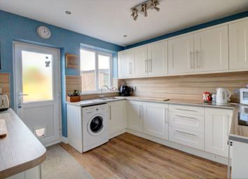 Thumbnail 4 bed semi-detached house for sale in Rawdale Close, South Cave, Brough
