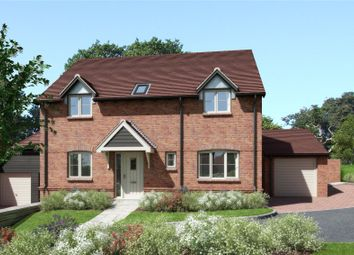 Thumbnail 3 bed detached house for sale in Colebrook Field, Bighton Hill, Ropley, Alresford