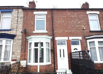 Thumbnail 2 bed terraced house for sale in Hollyhurst Road, Darlington, County Durham