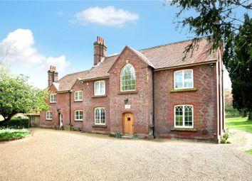 Thumbnail 6 bed detached house for sale in Bagmore Lane, Herriard, Basingstoke, Hampshire