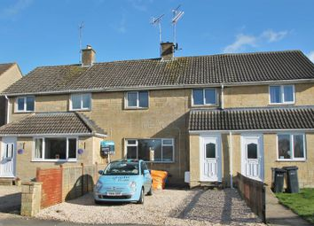 Thumbnail 3 bed terraced house to rent in Queen Elizabeth Road, Cirencester, Gloucestershire