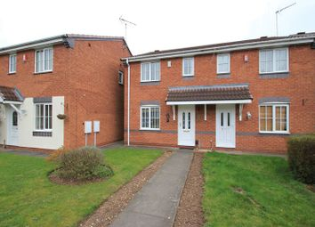 Thumbnail 3 bed semi-detached house for sale in The Crescent, Doxey, Stafford