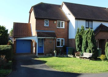 Thumbnail 3 bed end terrace house for sale in Hugh Price Close, Murston, Sittingbourne
