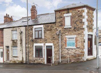 Thumbnail 2 bedroom terraced house for sale in Duke Street, Staveley, Chesterfield