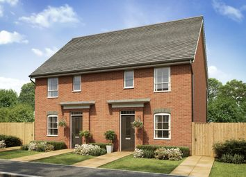 "Thumbnail 3 bedroom detached house for sale in ""Barwick"" at Filter Bed Way, Sandbach"