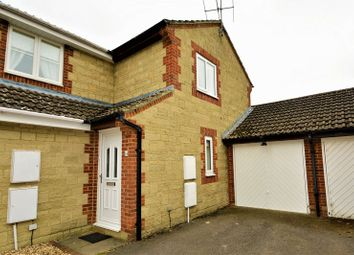 Thumbnail 3 bed semi-detached house for sale in Middle Ground, Cricklade, Wiltshire