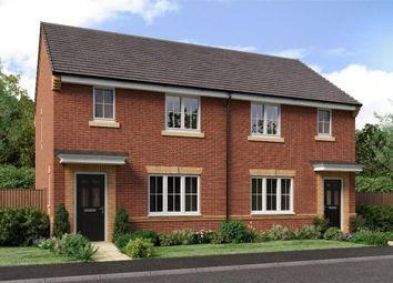 "Thumbnail 3 bedroom mews house for sale in ""Nevis"" at Coppull Enterprise Centre, Mill Lane, Coppull, Chorley"