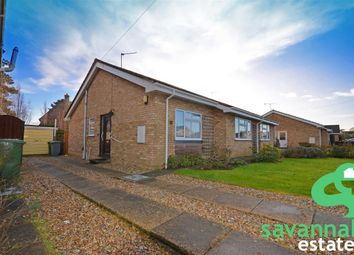 Thumbnail 2 bed bungalow for sale in Orchard Close, Acle, Norwich