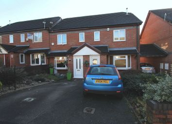 Thumbnail 4 bed terraced house to rent in Heaton Street, Prestwich, Manchester
