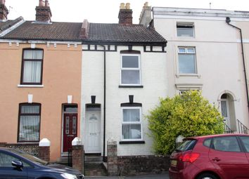 Thumbnail 3 bed terraced house for sale in Forton Road, Gosport