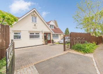 Thumbnail 3 bed detached bungalow for sale in Dudley Close, Leicester