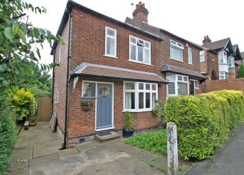 Thumbnail 2 bed semi-detached house for sale in Buxton Avenue, Carlton, Nottingham