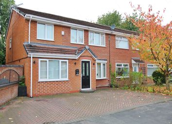 Thumbnail 5 bed semi-detached house for sale in Magnolia Close, Haydock, St Helens
