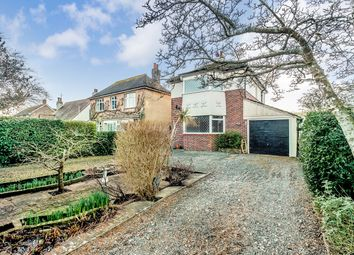 Thumbnail 3 bed detached house to rent in The Quadrangle, Findon, Worthing