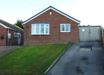 Thumbnail 2 bed bungalow for sale in Woodhall Drive, Batley
