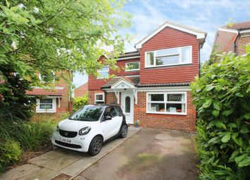 Thumbnail 4 bed detached house for sale in Moorland Road, Maidenbower, Crawley