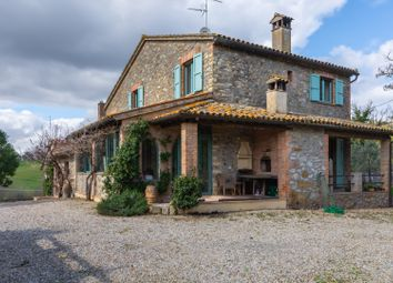 Thumbnail 6 bed country house for sale in Country House With Pool And Land, Orvieto, Terni, Umbria, Italy