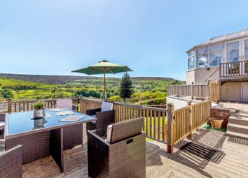 Thumbnail 4 bed detached house for sale in Booth Road, Bacup