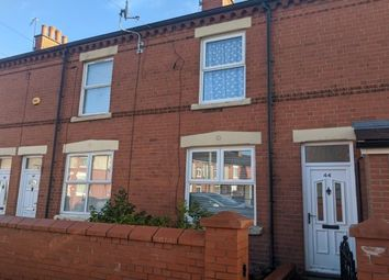 Thumbnail 2 bedroom terraced house to rent in Palmer Street, Wrexham