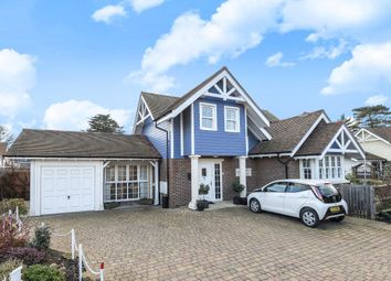 Thumbnail 4 bed detached house for sale in Bound Lane, Hayling Island