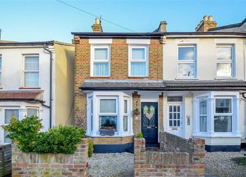 Thumbnail 2 bed end terrace house for sale in Leighville Grove, Leigh-On-Sea, Essex