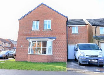 4 bed detached house for sale in Brambling Way, Scunthorpe DN16