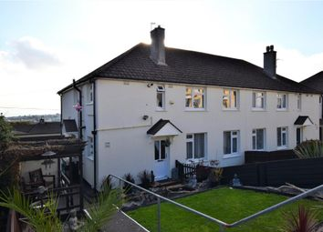 Thumbnail 3 bed flat for sale in Taunton Avenue, Plymouth, Devon