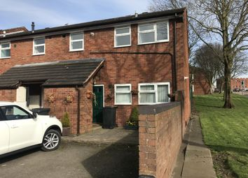 Thumbnail 1 bed flat to rent in Bailey Street, Newcastle-Under-Lyme