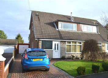 Thumbnail 3 bed semi-detached house for sale in Kenwood Avenue, Leigh
