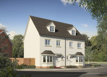 "Thumbnail 4 bed town house for sale in ""The Pendine"" at Abergavenny Road, Gilwern, Abergavenny"