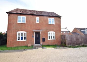 Thumbnail 3 bed semi-detached house for sale in Ironwood Avenue, Desborough, Kettering