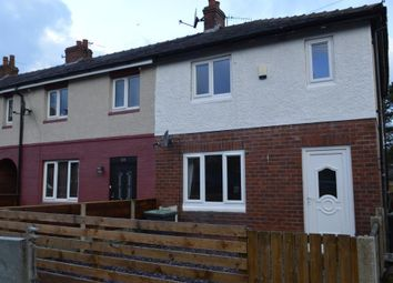 Thumbnail 3 bedroom end terrace house to rent in Gladstone Street, Glossop, Derbyshire