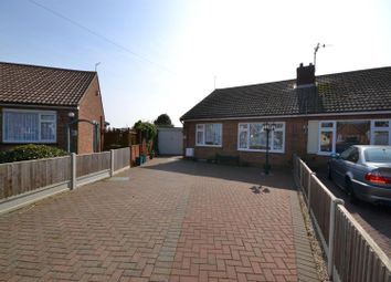 Thumbnail 2 bedroom semi-detached bungalow for sale in Aragon Close, Jaywick, Clacton-On-Sea