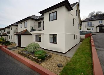 Thumbnail 2 bed flat for sale in Swanpool, Falmouth